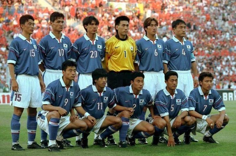 ฟุตบอลทีมชาติเกาหลีใต้