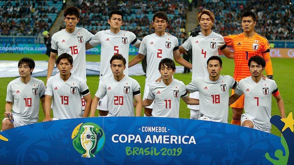 ฟุตบอลทีมชาติญี่ปุ่น