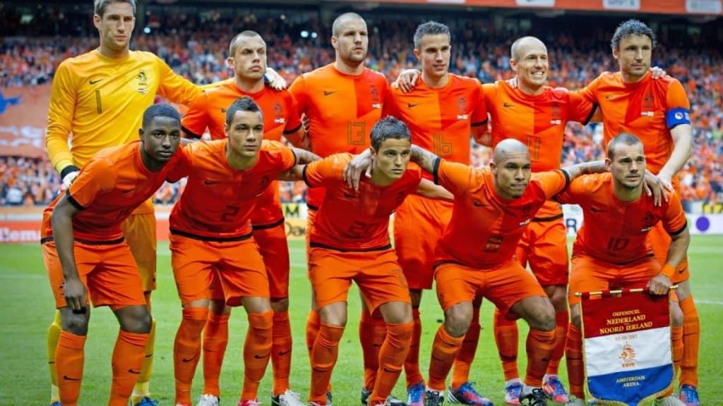ฟุตบอลทีมชาติเนเธอร์แลนด์