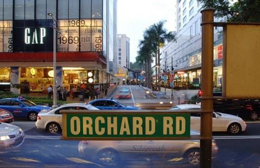 ถนนช้อปปิ้งออร์ชาร์ด