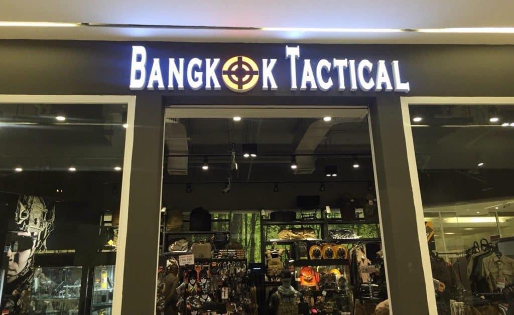 Bangkok Tactical Shooting