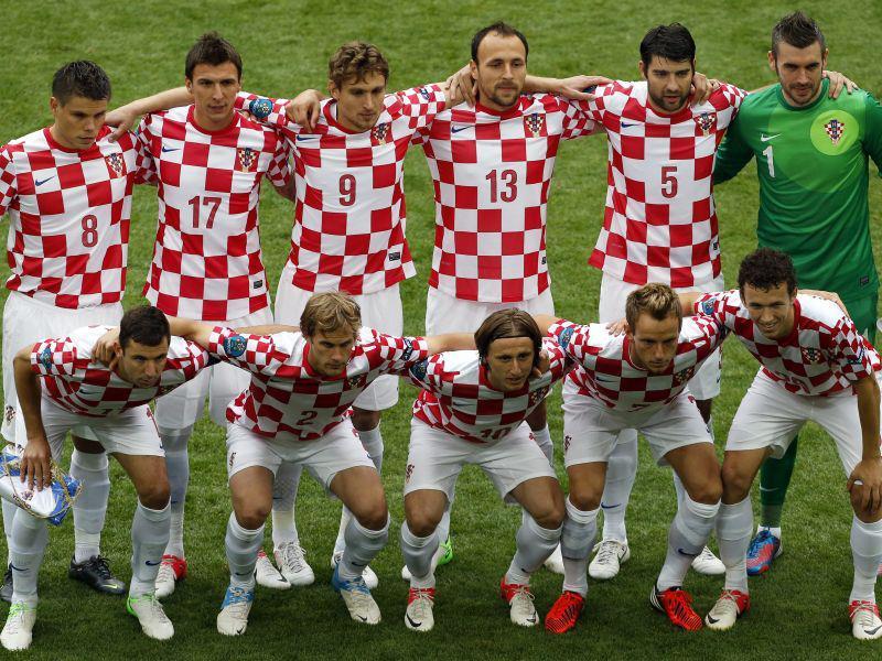 ฟุตบอลทีมชาติโครเอเชีย