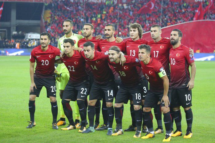 ฟุตบอลทีมชาติตุรกี