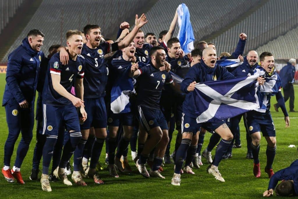 สก็อตแลนด์ VS สาธารณรัฐเช็ก